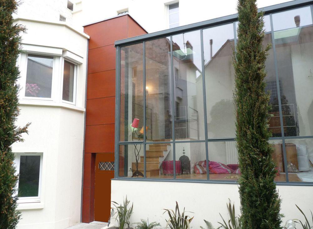 Architecte extension maison 94 for Architecte extension maison 92